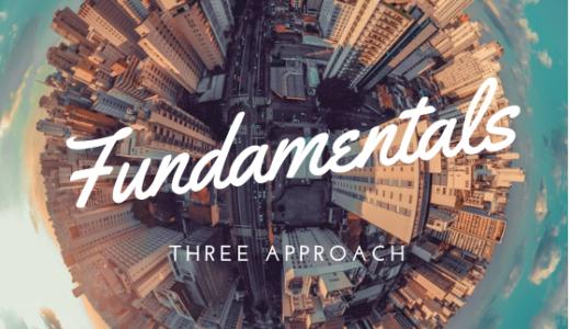 ファンダメンタルズ分析とは何なのか、3つのアプローチで考えてみる【FXにも使える】