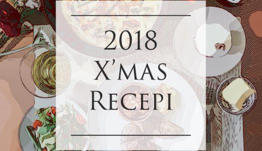 2018年のクリスマスと作ったごはん【ラム肉ステーキと豆乳と大豆のグラタン】
